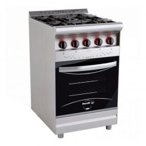 Cocina Morelli 4 Hornallas Y Horno Modelo: CHEFF 600