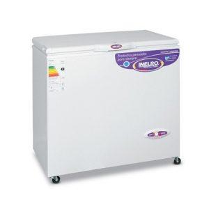 Freezer Horizontal Inelro Tapa Ciega Modelo: FIH-270