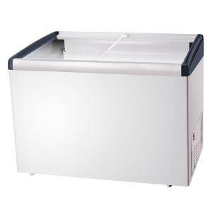 Freezer Horizontal Kuma Tapa De Vidrio Modelo: W336A