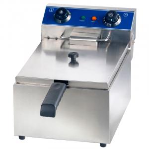 Fritador Lundar Eléctrico 8 Lts. Modelo: EF-171