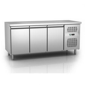 Bajomostrador Freezer Kuma 3 Puertas Modelo: GN-3100BT