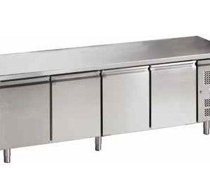 Bajomostrador Freezer Kuma 4 Puertas Modelo: GN-4100BT